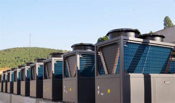 智能控制加热柜热泵系统